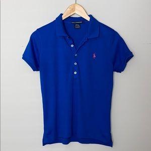 Ralph Lauren Sport Collar Top